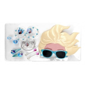 FROZEN-10PC ACCESSORIES WITH SHAPED GLASSES