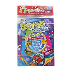 ARTS AND CRAFTS-SCRAP BOOK KIT