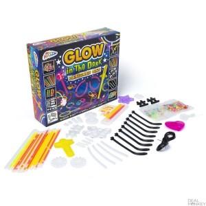 GLOW-GLOW IN THE DARK DESIGNER SET