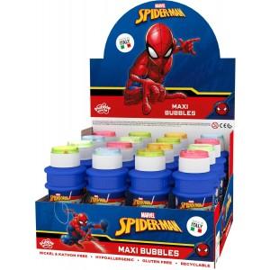 175ML MAXI-SPIDER-MAN BUBBLES