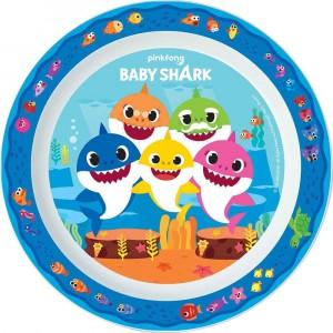 BABY SHARK MICRO PLATE