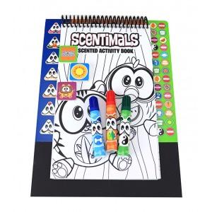 SCENTIMALS SCENTED ACTIVITY BOOK
