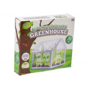CREATIVE SPROUTS-MY FIRST MINI GREENHOUSE