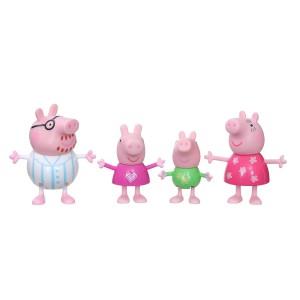 PEPPA PIG-FAMILY FIGURE ASST