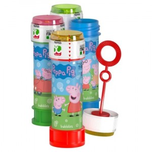 60ML-PEPPA PIG BUBBLES