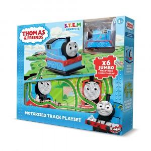THOMAS AND FRIENDS-MOTORISED TRACK PLAYSET