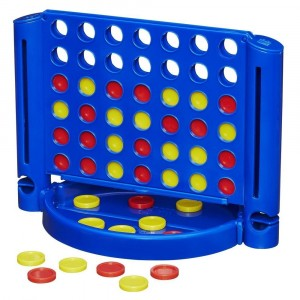KIDS GAMING CONNECT 4 (GRAB AND GO)