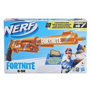 NERF- FORTNITE-SIX SHOOTER