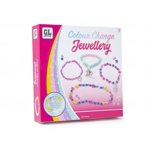 GL STYLE MAGICAL COLOUR CHANGE JEWELLERY KIT