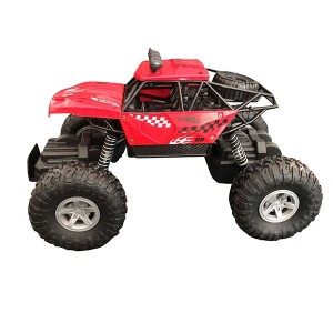 HOT WHEELS 25CM CLIMING RACER FRICTION CAR