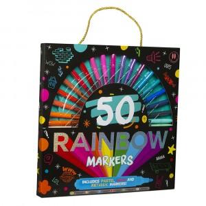 GRAFIX 50 RAINBOW MARKERS
