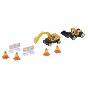 TEAMSTERZ 1:64 CONSTRUCTION MACHINES