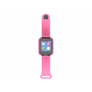 KURIO WATCH 2.0+1 EXTRA COLOUR CHANGING BAND(PINK)