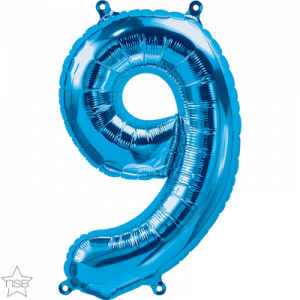16 IN BLUE NUMBER 9 AIR FILLED 1CTP