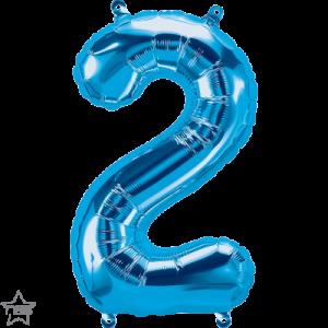 16 INCH FOIL NUMBER 2 BLUE 1CTP