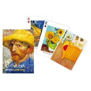 CARDS VINCENT VAN GOGH COLLECTORS CARDS