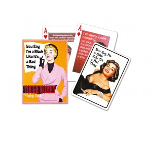 CARDS TOUGH WOMEN