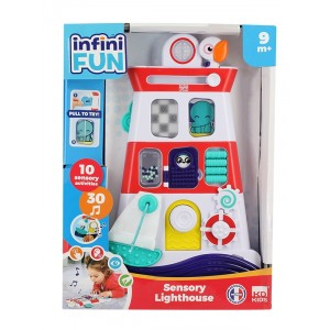 INFINI FUN SENSORY LIGHT HOUSE