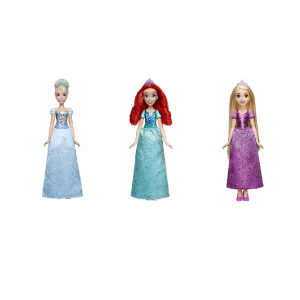 DISNEY PRINCESS-SHIMMER A FASHION DOLL ASST