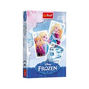 TREFL OLD MAID CARDS FROZEN