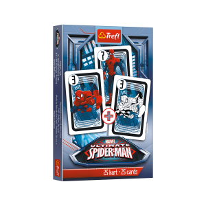 TREFL OLD MAID CARDS SPIDERMAN