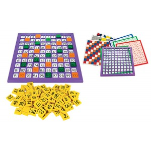 TFC-SIMFIT HUNDREDS GRID BOARD 1 SET