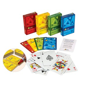 TFC-PLAYING CARDS ECONOMY 54P