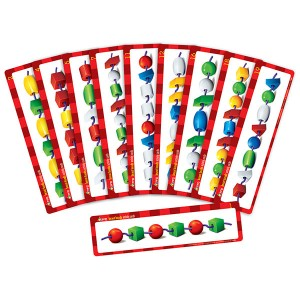 TFC-BEAUT BEADS ACTIVITY CARDS 10P
