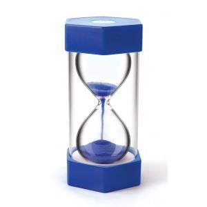 TFC-SAND TIMER GIANT 5 MINUTES - BLUE 1P