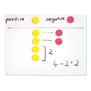 TFC-COUNTERS TWO COLOUR MAGNETIC 50P