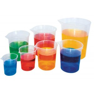 TFC-MEASURING BEAKERS 7P