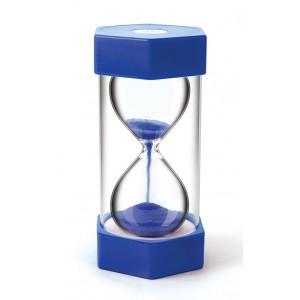 TFC-SAND TIMER MEGA 5 MINUTES - BLUE 1P