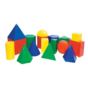 TFC-RELATIONAL SOLIDS 10CM OPAQUE 17P