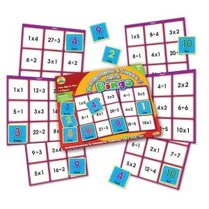 TFC-BINGO MULTIPLICATION & DIVISION MATCH 61P