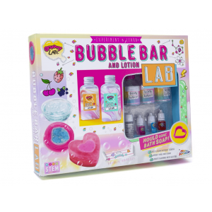 GROOVY LABZ MYO BUBBLE BAR N LOTION LAB