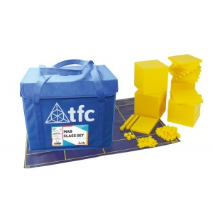 TFC-MAB BASE TEN CLASS SET YELLOW 1255P