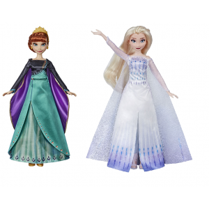 FROZEN 2-FINALE SINGING DOLL ASST