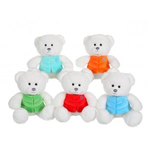 SNOW BEAR 16 CM- 24 IN  CDU