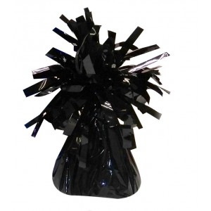 BALLOON WEIGHT 150G-BLACK 1CTL