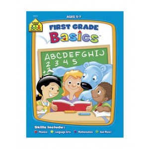 WORKBOOKS-FIRST GRADE BASICS