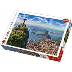 TREFL-1000 PC PUZZLE RIO DE JANEIRO