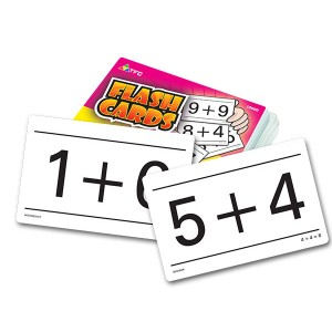 TFC-FLASH CARDS - ADDITION 55P