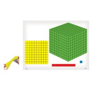 TFC- BASE 10 3D TIC FOAM 57P
