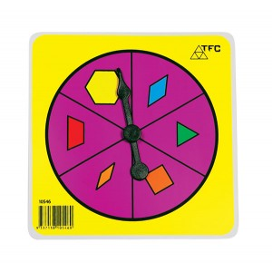 TFC-SPINNER PATTERN BLOCKS 1P