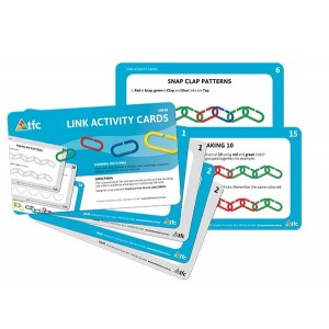 TFC-LINKS ACTIVITY CARDS 19P