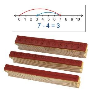 TFC-STAMP NUMBER LINE 3P