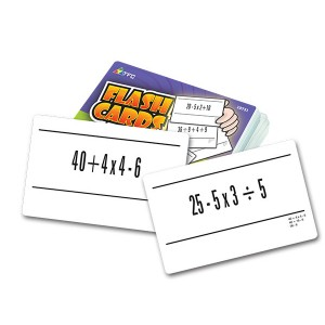 TFC-FLASH CARDS - ORDER OF OPERATIONS 55P