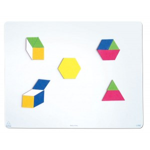 TFC-PATTERN BLOCKS REGULAR MAGNETIC 49P