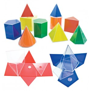 TFC-FOLDING GEOMETRIC SHAPES 22P
