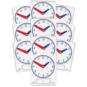 TFC-CLOCK DIGITAL/ANALOGUE 10P